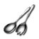 International Silver Prelude Salad Server Fork with Hollow Handle