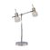 Lite Source Essery  Table Lamp in Chrome