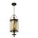 Corbett Lighting St. Moritz Six Light Hanging Lantern in Moritz Bronze