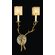 Corbett Lighting Parc Royale 2 Light Wall Sconce
