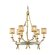 Corbett Lighting Parc Royale 6 Light Chandelier