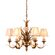 Corbett Lighting Tivoli 6 Light Chandelier