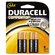 Duracell Coppertop Alkaline Batteries withith Duralock Power Preserve Technology, Aaa, 10/Pack
