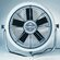 SeaBreeze Electric Turbo-Aire High Velocity Cooling Fan