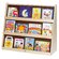 Steffy Wood Products Book Display Unit