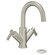 Moen Solace Single Hole Bathroom Faucet with Single Lever Handle