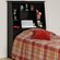 Prepac Storage Bookcase Headboard