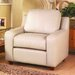 Pacific Heights Leather Club Recliner