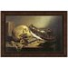 A Vanitas Still Life, 1645 Replica Painting Canvas Art
