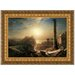 Syria by the Sea, 1873 Replica Painting Canvas Art