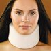 Soft Foam Cervical Collar in Cream