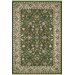 American Home Classic Kashan Emerald/Ivory Rug