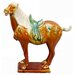 12&quot; Medium Tang Horse Statue