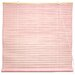 Shoji Paper Roll Up Blinds in Light Pink