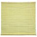Shoji Paper Roll Up Blinds in Light Yellow