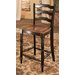 Indigo Creek Counter Stool in Black