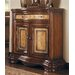 Seven Seas Two-Door / One Drawer Two - Tone Shaped Hall Chest
