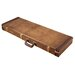 Deluxe Wood Electric Guitar Case in Vintage