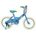"Girls 16"" KX16G BMX Bike with Training Wheels"
