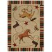 Young Attitudes Durango Ranch Kids Rug