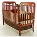 Bristol 2-in-1 Convertible Crib