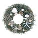 Abalone Wreath