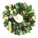 Sunset Vineyard Wreath