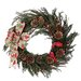 Rustic Cardinal Wreath