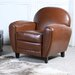 David Leather Chair