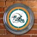 NFL 15&quot; Neon Clock