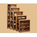 Contemporary Bookcase with 1 Fixed and 3 Adjustable Shelves