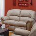 Callahan Leather Loveseat