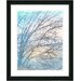 """Winter Sun"" Framed Fine Art Giclee Print"