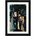 """Evening Walk"" Framed Fine Art Giclee Print"