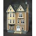 1/2 Scale East Side Townhouse Dollhouse