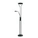 Duality II Torchiere Reading Floor Lamp