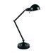Jensen  Adjustable Desk Lamp in Antique