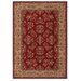 Inspired Design Alyssa Red Rug