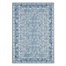 Country Heritage Ivory/Blue Novelty Rug