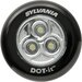 DOT-it LED Tap Light Bulb in Black (set of 3)