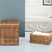 Havana Hamper with Laundry Basket
