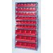 75&quot; H Giant Hopper Shelf Storage System with Various Bins (Complete Package)