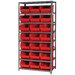 18&quot; Giant Open Hopper Shelf Storage System