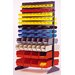 Complete Storage Unit with 156 Classic Bins