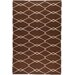 Fallon Chocolate/Ivory Rug
