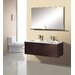 "Matteo 51"" Double Sink Bathroom Vanity Set"
