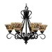 Tiffany Buckingham 6 Light Chandelier