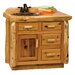 "Traditional Cedar Log 36"" Bathroom Sink Vanity"