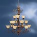 Cheswick 15 Light Chandelier
