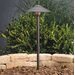 Architectural Bronze Dome Path Light